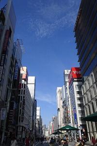 思いがけなく散歩☆銀座から汐留へ - さんじゃらっと☆blog2