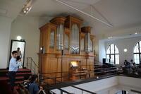 横浜指路教会で、パイプオルガン・コンサートを楽しみました! - はらぺこラッコの横浜散歩
