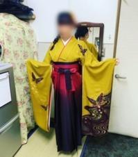 ~今日のお客様~ - ♪香奈着物着付教室♪