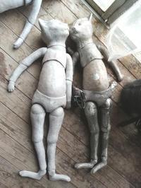 梶浦聖子メイキング展きのう おばあちゃんも生まれたってご案内 - ルリロ・ruriro・イロイロ