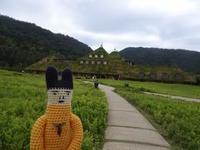 こいつ太郎in ラコリーナ近江八幡 - たなかきょおこ-旅する絵描きの絵日記/Kyoko Tanaka Illustrated Diary