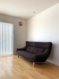 カリモク家具ソファ納品実例46モデル布張り - CLIA クリア家具合同会社