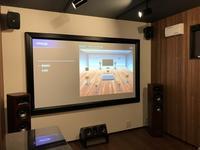 JBL Studio6シリーズを中心としたシアタールーム完成☆ - クリアーサウンドイマイ富山店blog