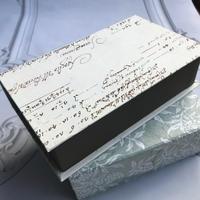 リングピロー収納ボックス - Ikuko's decoroom