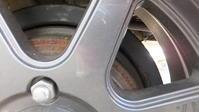 ジムニー錆対策ブレーキドラム塗装 - コアラとタヌキ