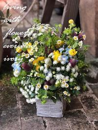 IVORY始まりました〜♬ -  Flower and cafe 花空間 ivory (アイボリー)