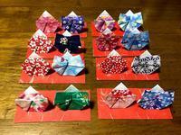 折り紙のお雛様 - 日々徒然に・・・