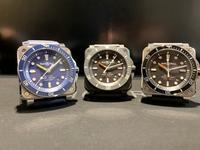 ベル&ロス BR03 ダイバーシリーズ - 熊本 時計の大橋 オフィシャルブログ