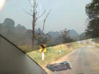 北タイのスモッグの季節を探る - チェンマイUpdate