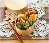 作りおき弁当と山と水仙♪ - ☆Happy time☆