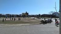 今日は川名公園で - うまこの天袋