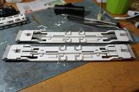 【鉄道模型・HO】クキ1000の製作検証・4 - kazuの日々のエキサイトな企み!