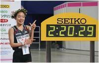 女子マラソン新星出現、日本ハム連勝、藤井七段登場 - 【本音トーク】パート2(スポーツ観戦記事など)