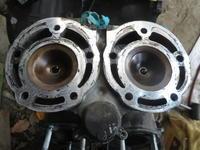 エンジン分解~腰上 - '85 TZR250 1KT 不動車から始めたレストア日誌