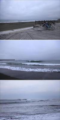 2020/03/10(TUE) ウネリが入り波が割れるポイントに行って見た。 - SURF RESEARCH