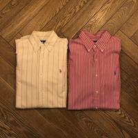 """Ralph Lauren"" BDシャツ Stripe!!!!! - NoT MUROMACHI 4号店"