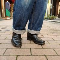 1950's Engineer Boots Separate Sole!! - BAYSON BLOG