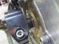 S田サン号 GPZ900RニンジャにPVMホイール&オイルキャッチタンクを装着・・・(^^♪ (Part2) - フロントロウのGPZ900Rニンジャ旋回性向上計画!