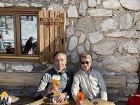 """2020年2月『イタリア・ドロミテスキーその3:食事編』 February 2020 """"Dolomiti Ski: Food and Wine"""" - 小林皮膚科クリニック 院長ブログ"""