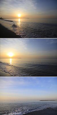 2020/03/12(FRI) 春霞に包まれた穏やかな海.......。 - SURF RESEARCH