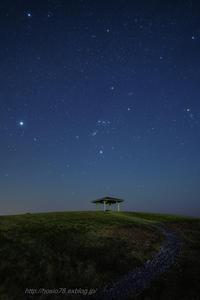 オリオンの丘 - デジタルで見ていた風景