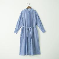 GRANDMA MAMA DAUGHTER ワッシャーストライプタックシャツワンピース - KATO` GRANDMA MAMA DAUGHTER OnlineShop blog