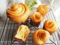 ゆっくり作るデニッシュ - 小麦の時間   京都の自宅にてパン教室を主宰(JHBS認定教室)