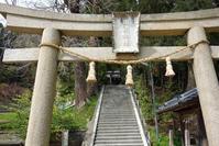 東金・山武寺社めぐり~田間神社 - 東金、折々の風景