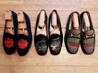 ムッシュの赤い靴 - madameHのバラ色の人生