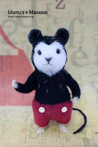 M*mouse 01 - … いづみのつぶやき