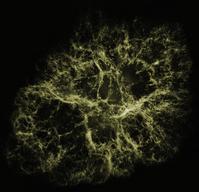 ハッブル宇宙望遠鏡が捉えたおうし座の超新星爆発痕かに星雲M1 - 秘密の世界        [The Secret World]