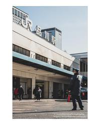 新駅の隣 - ♉ mototaurus photography