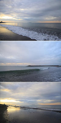 2020/03/15(SUN) 雨上がり肌寒い朝です。 - SURF RESEARCH
