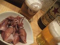 木曜日です。狸小路市場の「祭寿司」に行きました。 - ワイン好きの料理おたく 雑記帳