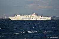 新日本海フェリー「すずらん」営業復帰前試運転 - カメラと会いに行く