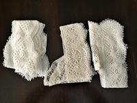 シーツのセット用縁手編みボビンレースのセット Hold(Kuraha3.16) - スペイン・バルセロナ・アンティーク gyu's shop