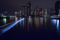 隅田川をウロウロ - 人生とは旅なり