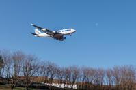 ちょっと特別な747 - K's Airplane Photo Life