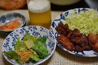 鶏胸肉の竜田揚げ - おいしい日記