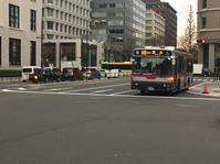 東急バス(東京駅南口→清水) - バスマニア