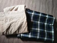 カーテンを頼まれ連日縫う - ちゃたろうとゆきまま日記