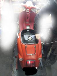 ジョルカブの修理 - 大阪府泉佐野市 Bike Shop SINZEN バイクショップ シンゼン 色々ブログ