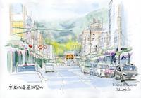 四条通祇園町付近 - 風と雲