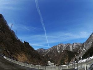 飛行機雲 - SHIMAちゃんの写真館