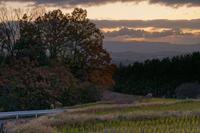 夜明けの葛城路 - katsuのヘタッピ風景