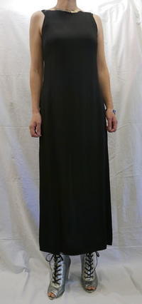BlackDress - carboots