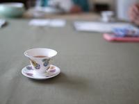 3月のおもてなしの中国茶レッスン - お茶をどうぞ♪