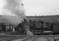 昔、機関区・駅で出会った車輌達(18)姫路第一機関区C11363 - 南風・しまんと・剣山 ちょこっと・・・