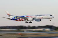 マレーシア封鎖 - K's Airplane Photo Life