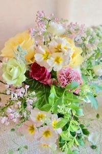 春の日差し - Bouquets_ryoko